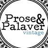 Prose & Palaver Vintage