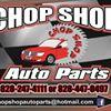 Chop Shop Auto Parts