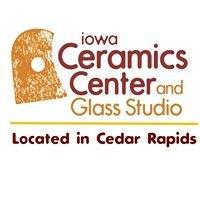 The iowa Ceramics Center and Glass Studio