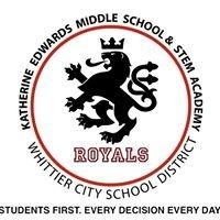 Katherine Edwards Middle School & STEM Academy