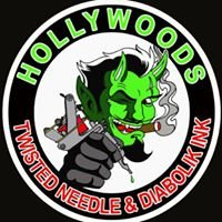 Hollywood's Twisted Needle Tattoo