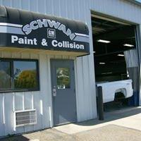 Schwan Buick GMC Cadillac Paint & Collision