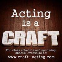 Craft Acting Studio