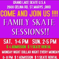 Grand Lake Skate USA