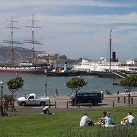 San Francisco Maritime Visitor Center