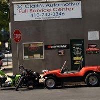Clark's Automotive