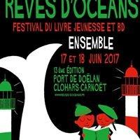 Festival de livre jeunesse et BD Rêves d'Océans