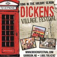 Dickens Village Festival