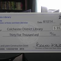 Colchester District Library