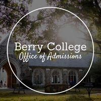 Berry College Admissions
