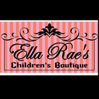 Ella Rae's Children's Boutique