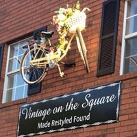 The Petal Peddler & Vintage on the Square
