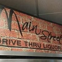 Main Street Drive Thru Liquor