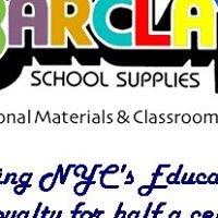 Barclay School Supplies