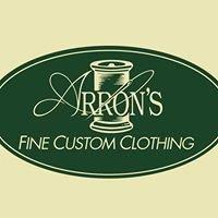 Arron's Fine Custom Clothing