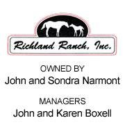 Richland Ranch inc.