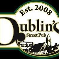 Dublin's Street Pub