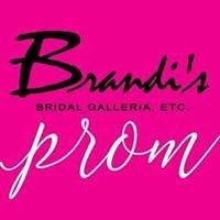 Brandi's Bridal Galleria, Etc. Prom