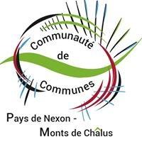 Réseau de médiathèques intercommunales Pays de Nexon - Monts de Châlus