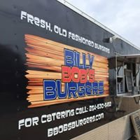 Billy Bob's Burgers Food Truck