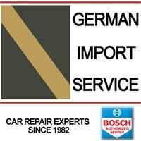 German Import Service