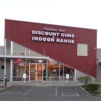 Federal Way Discount Guns and Range