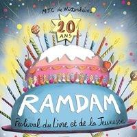 Ramdam Festival du Livre Jeunesse