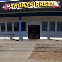 Sports Page--Bismarck