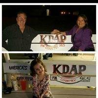 KDAP FM 96.5 FM