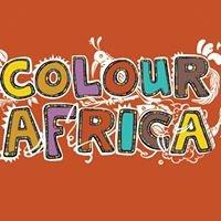 Colour Africa. A Colouring Book