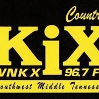 WNKX KiX 96 FM
