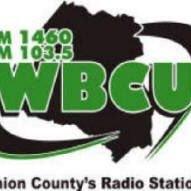 "WBCU RADIO ""UNION COUNTY'S RADIO STATION"""