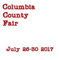 Columbia County Fair--Portage, WI 53901