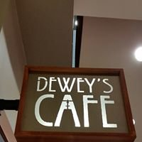 Dewey's Cafe at Fort Smith Public Library