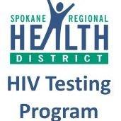Spokane Regional Health District HIV Testing Program