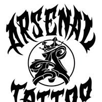 The Arsenal Tattoo & Design