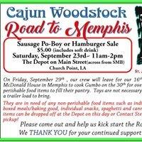 Cajun Woodstock