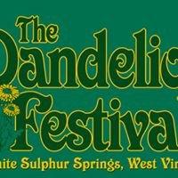 WV Dandelion Festival