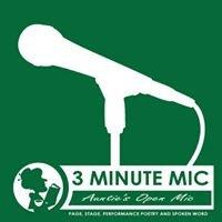 3 Minute Mic