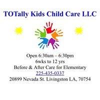 TOTally Kids Child Care LLC