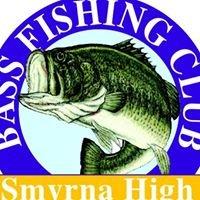 Smyrna High School Bass fishing team