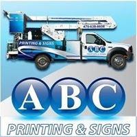 ABC Printing & Signs