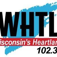 102.3 WHTL 'Wisconsin's Heartland'