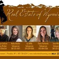 Real Estate of Wyoming, LLC