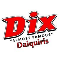 "Dix ""Almost Famous"" Daiquiris"