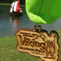 Viking Obstacle Race at Sunny Hill Resort & Golf Course