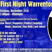First Night Warrenton