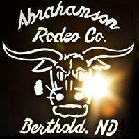 Abrahamson Rodeo Company