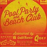 Pool Party at Charleston Harbor Resort & Marina