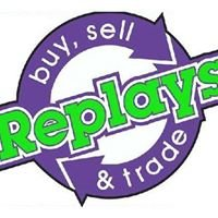 Replays Gameware, Movies & More - Decatur, AL.